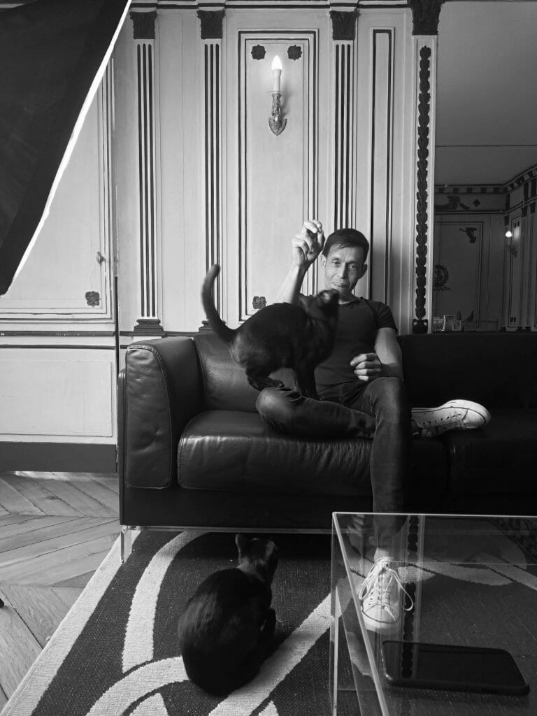 Photoshoot by Mathieu Camille Collin