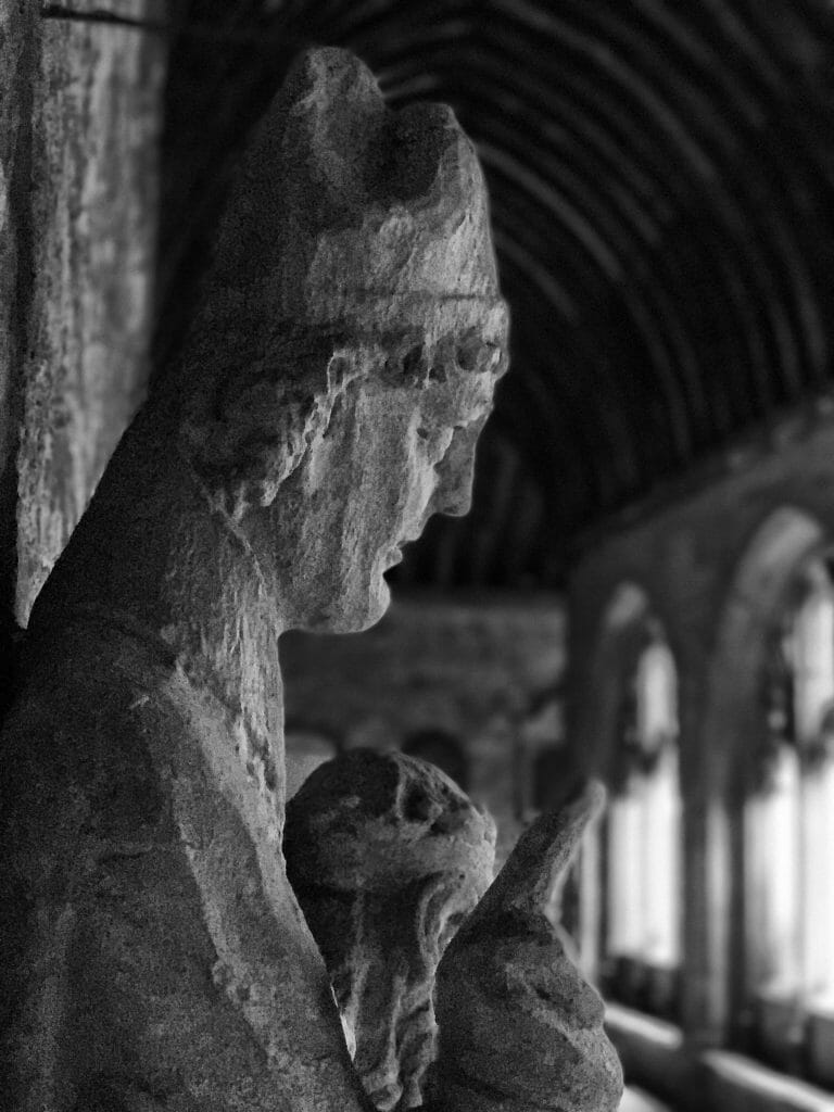 The Cloisters at New College, Oxford