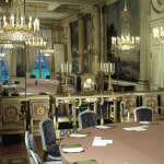 The salon Murat at the Élysée